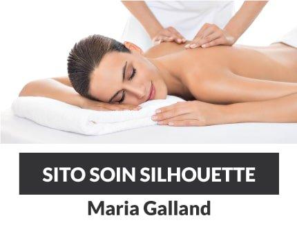 Soin Silhouette Maria Galland