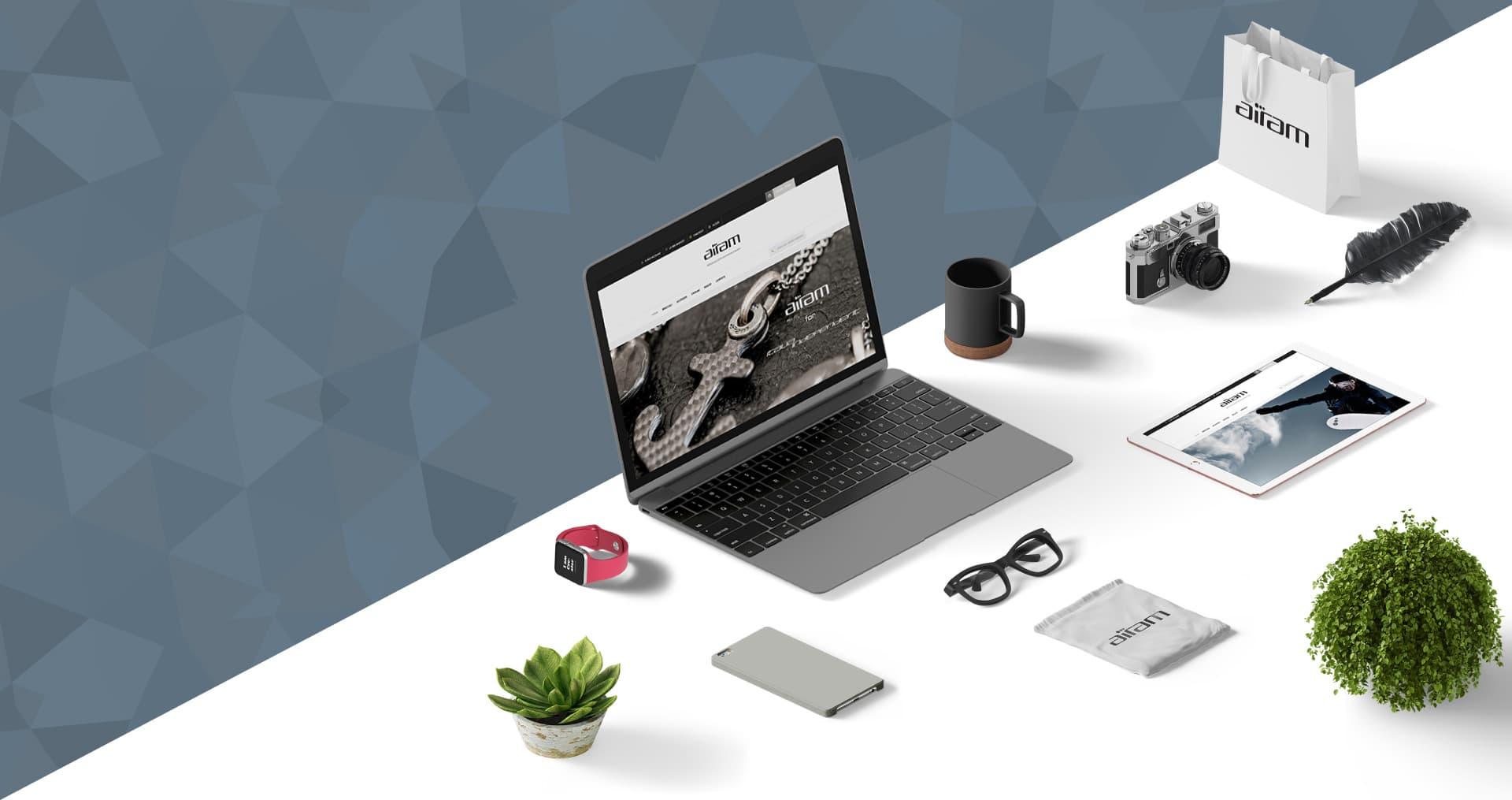 Airam web site